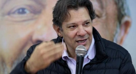 HADDAD NO CABAL LIVRE DA BAND