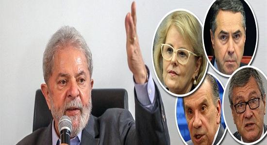 MAIORES JURISTAS DO MUNDO DIZEM AO BRASIL: DECISÃO DA ONU TEM QUE SER CUMPRIDA