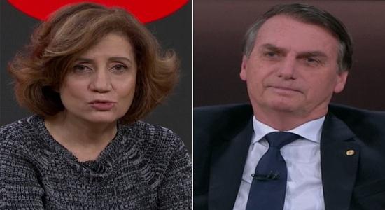 Globo submete Miriam Leitão à maior vergonha do ano