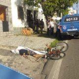 Jovem de 29 anos é assassinado em Feira de Santana