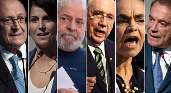 AS DATAS DOS PRÓXIMOS DEBATES PRESIDENCIAIS