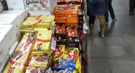 Suspeito de roubar 7 barras de chocolate ficou mais de 1 ano na prisão