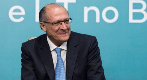 Alckmin não fará campanha no Nordeste
