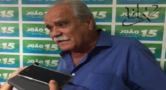 João Santana diz que é muita ousadia de Neto em excluir MDB