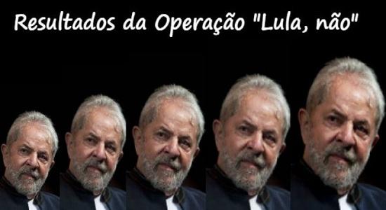 """A estratégia para 'eliminar Lula"""" fracassou. Há outra ou é na força?"""