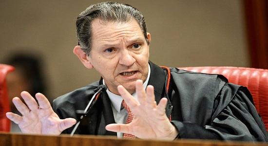 Ministro João Otávio de Noronha toma posse como presidente do STJ