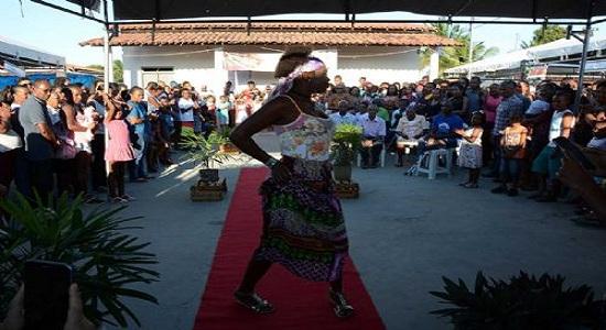 Comunidade quilombola do Candeal em Feira de Santana festeja identidade negra