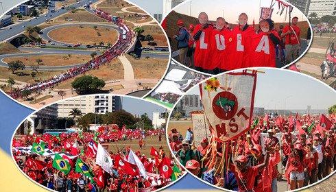 O maior registro de uma candidatura da história brasileira