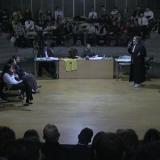 Em júri simulado na PUC-SP, ministros do Supremo são 'condenados' por 'matar' presunção da inocência