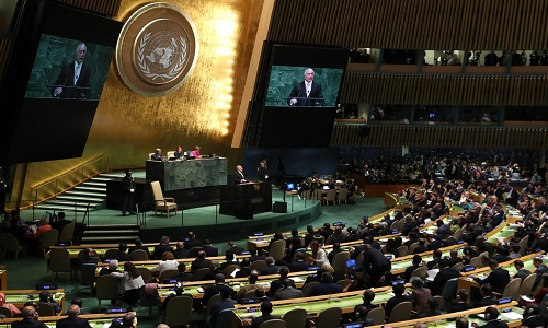 Temer destaca isolacionismo, intolerância e unilateralismo como desafios para integridade da ordem mundial