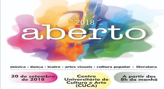 Aberto do Cuca reúne a diversidade cultural de Feira de Santana