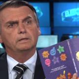 Livro que Bolsonaro criticou no Jornal Nacional é relançado com sucesso