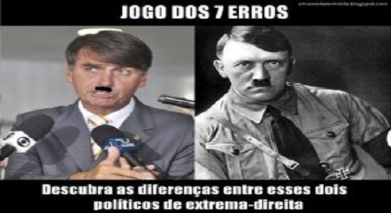 O que existe de semelhante entre Bolsonaro e o nazi-fascismo / Por Sérgio Jones*