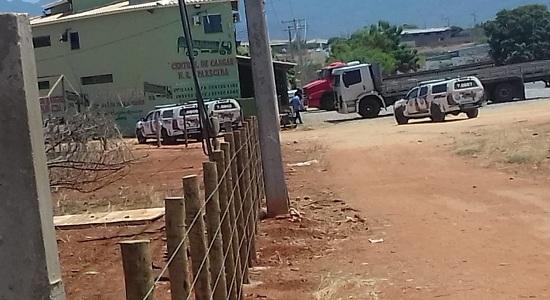 Bandidos que atacaram carro-forte em Boa Nova morrem em ação policial