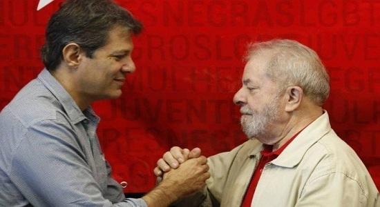 O Brasil acordou neste sábado com um grande líder: Fernando Haddad