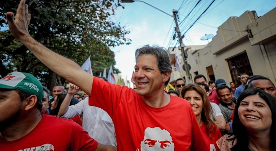 Haddad deve avançar sobre indecisos e eleitores de Marina