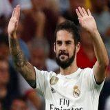 Isco é operado de apendicite e ficará  fora do Real Madrid por um mês