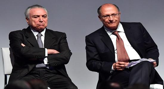 As divergências entre Temer e Alckmin