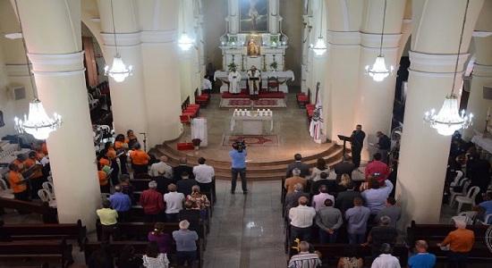Missa em ação de graças comemora 185º aniversário de Feira de Santana