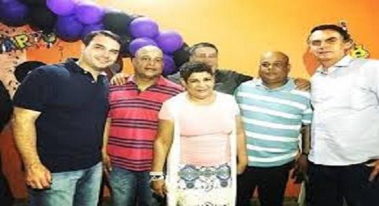 Policiais presos no RJ participaram de campanha do filho de Bolsonaro