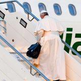 Papa Francisco começa sua viagem para os países bálticos