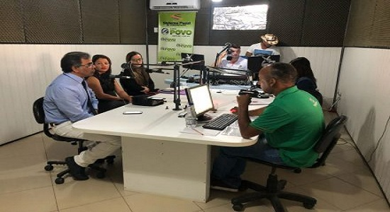 Secretaria de Saúde de Ubatã intensificará vacinação contra Pólio e Sarampo