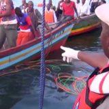 Passa de 100 o número de mortos em naufrágio na Tanzânia