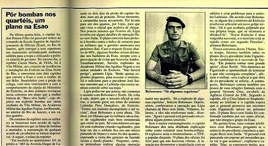 Bolsonaro e a sua operação Beco sem Saída/ Por Sérgio Jones*.