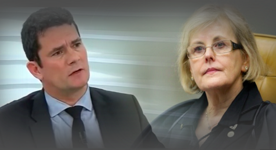 Rosa Weber e Sérgio Moro, farinha do mesmo saco