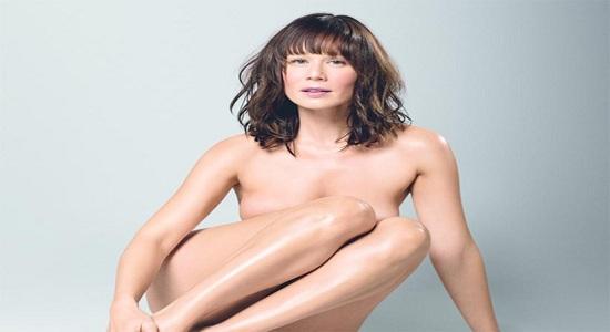 Mariana Ximenes resolveu posar nua para revista
