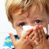 O que ajuda a tratar resfriados em crianças