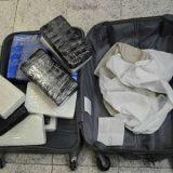 Policia federal prende 2 em Cumbica com mais de 40 kg de cocaína