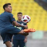 Tite deve fazer alterações  na seleção brasileira pra o jogo contra a Argentina