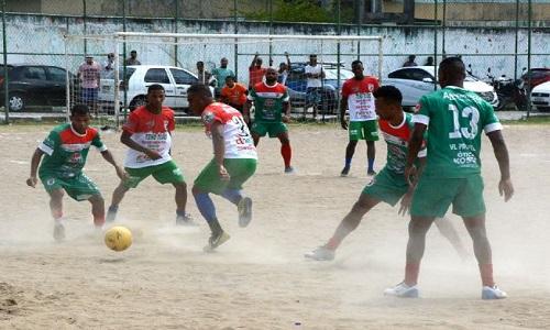 Atletas escolhidos através das copas de bairro  vão compor a Seleção Feirense
