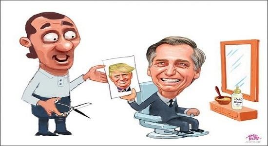 Bolsonaro impostor astuto arquitetado pela burguesia nacional em parceria com interesses estrangeiros/ Por Sérgio Jones*