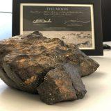 Um Pedaço da Lua foi vendido por mais de US$ 600 mil