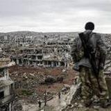 O Estado Islâmico sequestrou  centenas de pessoas em acampamento
