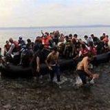 Fragata brasileira encontra 31 imigrantes sírios