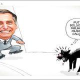 Bolsonaro: o abominável ser das trevas e seus áulicos/ Por Sérgio Jones *