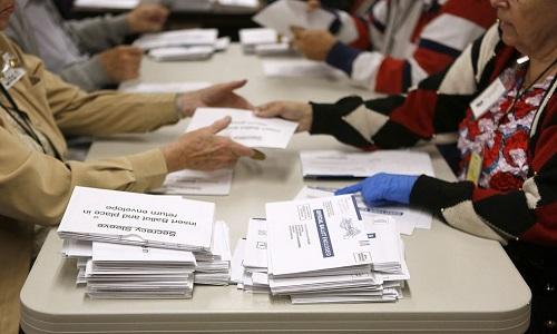 Confusão eleitoral americana