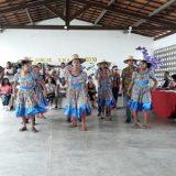 Os alunos que tem amor a dança  nasce o primeiro Dançaê na Escola Álvaro Boaventura, de Bonfim de Feira