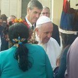 Indígenas de Roraima têm encontro com Papa Francisco no Vaticano