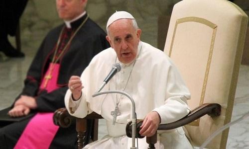 Papa Francisco pede perseverar na luta contra abusos sexuais