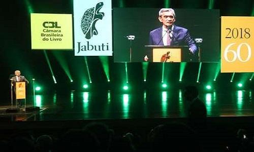 Veja os vencedores do Prêmio Jabuti 2018
