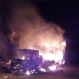 Um corpo carbonizado foi encontrado dentro de caminhão  em Salvador