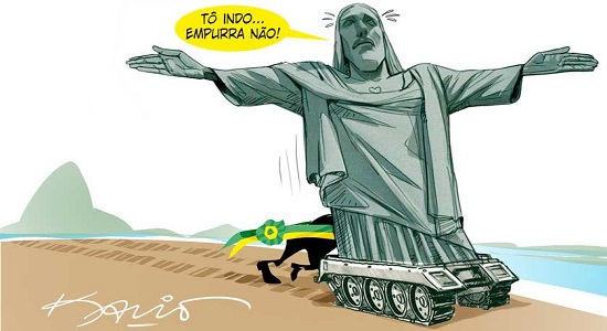 No Brasil o futuro nem a Deus pertence mais