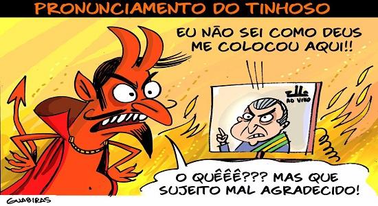 Bolsonaro: a Besta em ascensão/por Sérgio Jones
