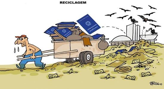 Desmonte do Ministério do Trabalho segue na contramão da luta por um país democrático/ Por Sérgio Jones*