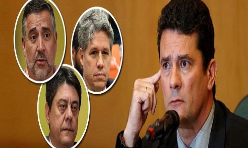 DEPUTADOS DO PT PEDEM AO CNJ EXONERAÇÃO DE MORO