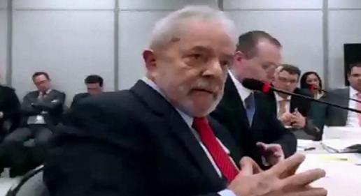 Imagem de Lula envelhecido sendo interrogado chocou Cortes superiores